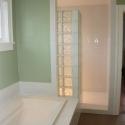 Glass Bock walk-in shower