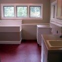 Utility Room with Dog Wash Tub