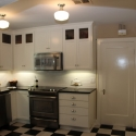 Updated 1940's Kitchen