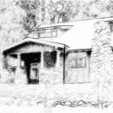 arts and crafts house renderings